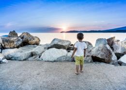 Family travel with montessori