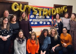 St. Andrew's Montessori Nursery awarded Ofsted Outstanding for the third time in a row.