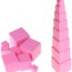 Sensorial: Pink Tower