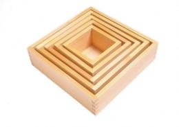 montessori practical life nesting box